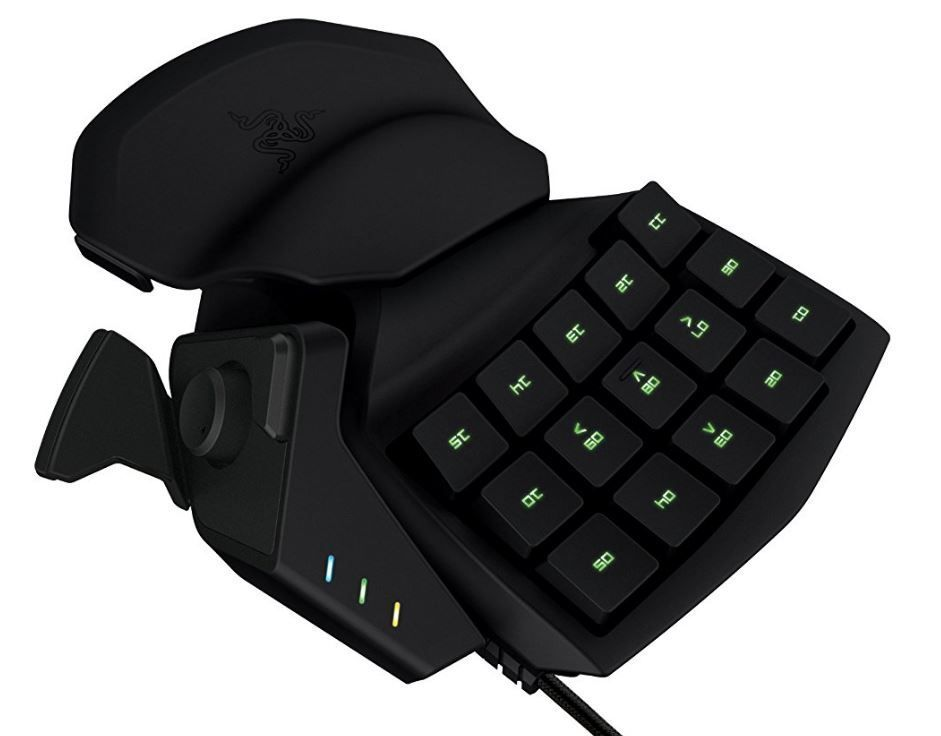 Review: Razer Tartarus