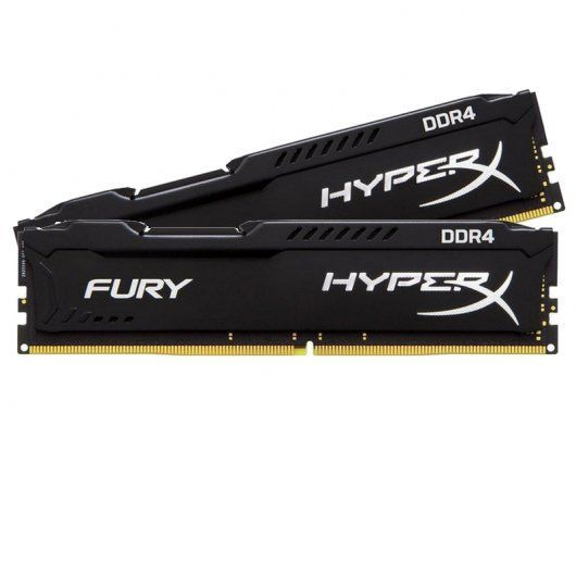 Kingston HyperX Fury DDR4 2133 PC4-17000 8GB 2X4GB CL14
