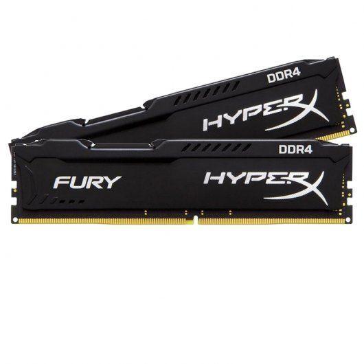 Kingston HyperX Fury DDR4 2133 PC4-17000 8GB 2X4GB CL14