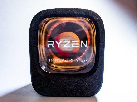 configuración pc ryzen threadripper