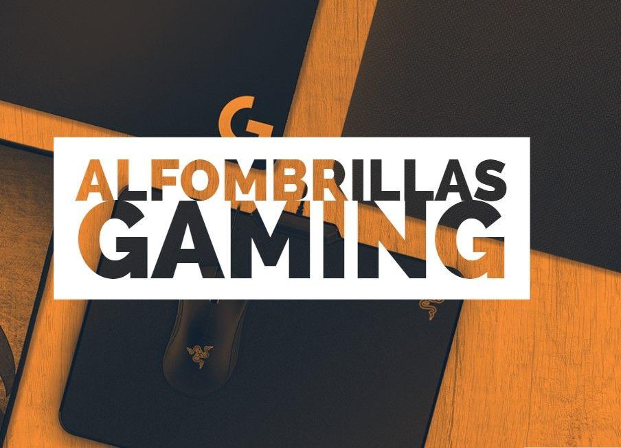 mejores alfombrillas gaming