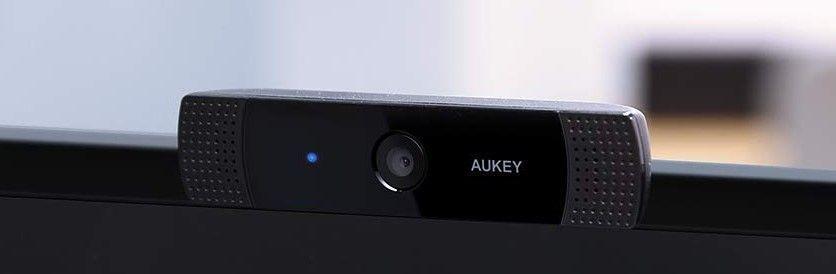 análisis webcam aukey