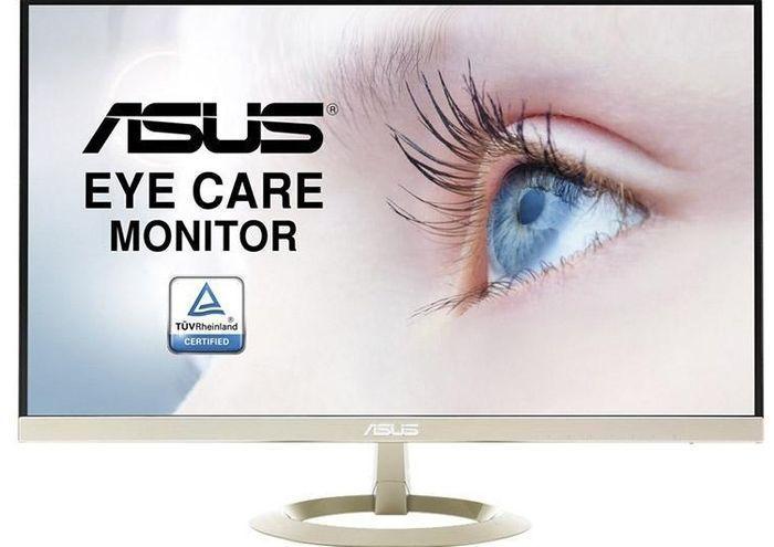 Monitor ASUS con Eye Care
