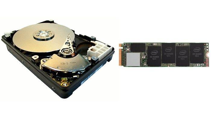 HDD y SSD