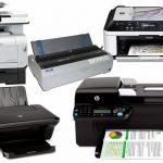 comparativa impresoras