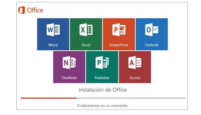Instalar Office