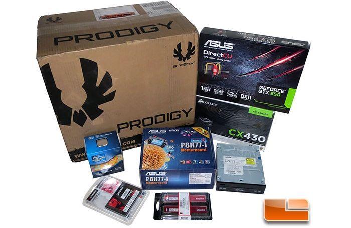 Componentes de un PC retails