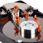 Reparar disco duro dañado