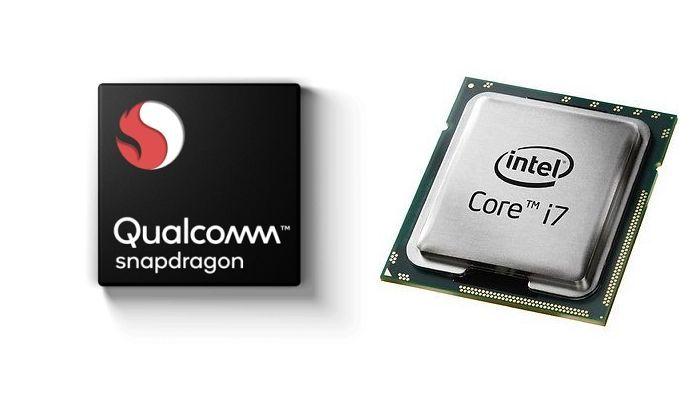 Qualcom ARM vs Core i7 x86