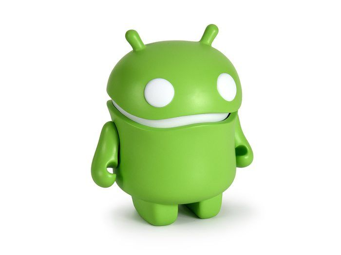 Andy, mascota de Android