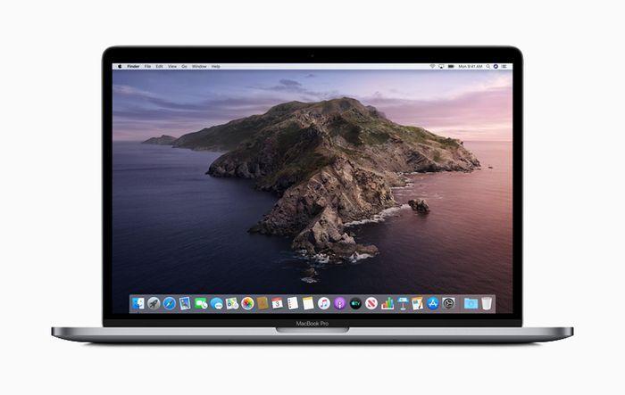 portátil Macbook con macOS