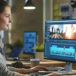 configuración para edición de video