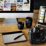 configuración pc para fotografía