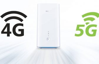 Routers 4G y 5G