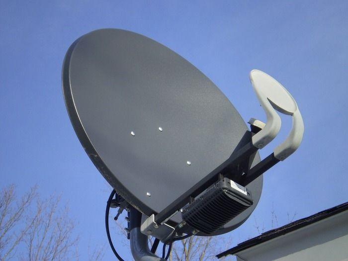 antena orientada