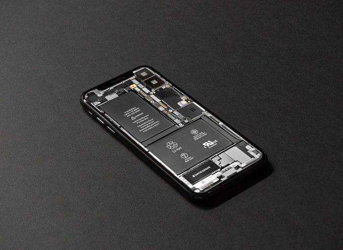 batería de smartphone