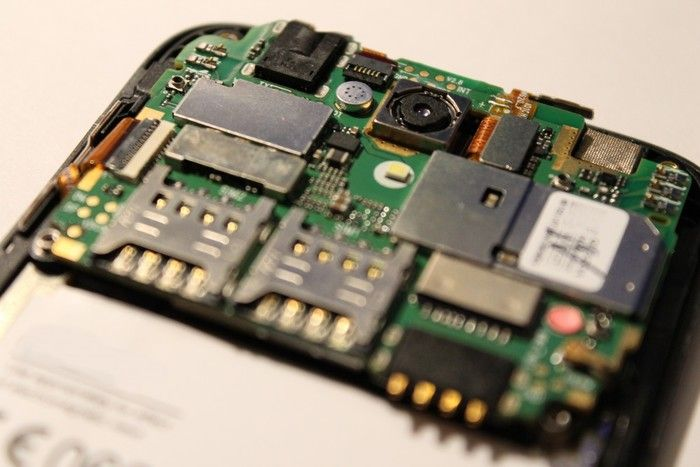 hardware móvil