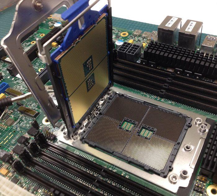 Socket AMD Threadripper