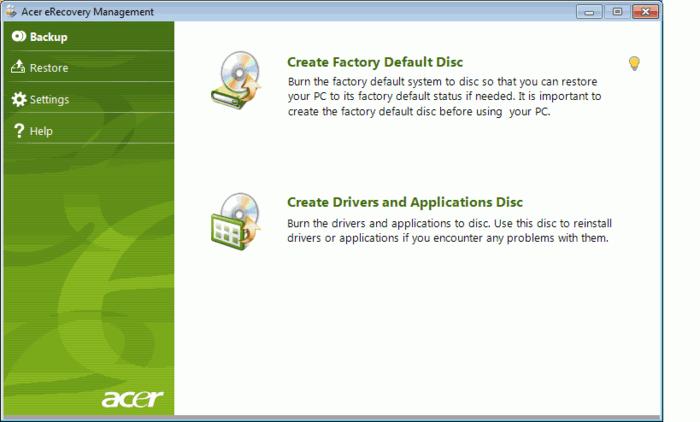 formatear portátil, recovery mode