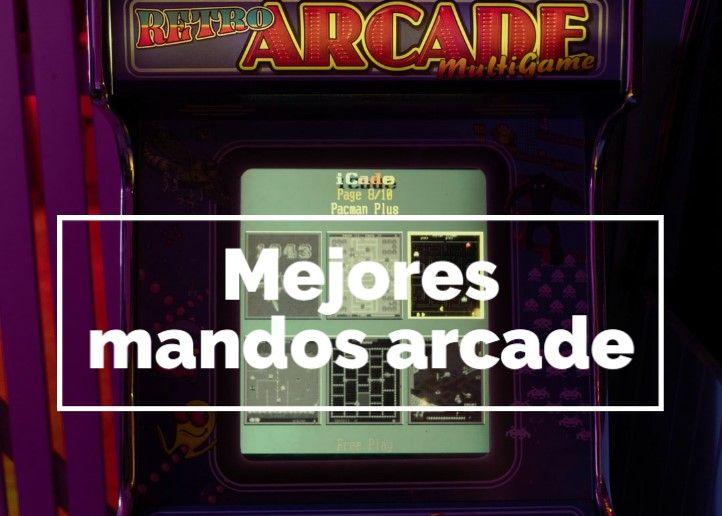 mejores mandos arcade