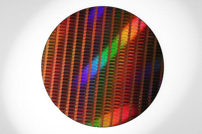wafer oblea silicio chips