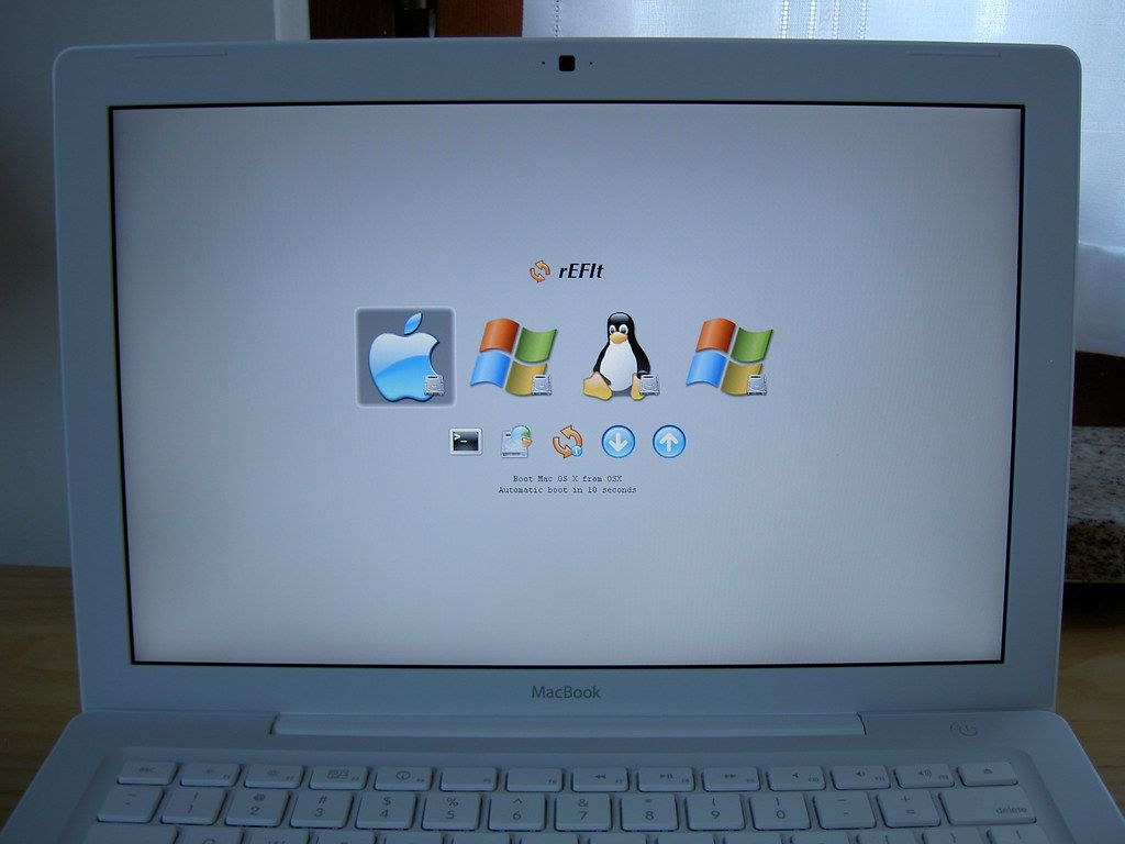 Windows 10 en Mac