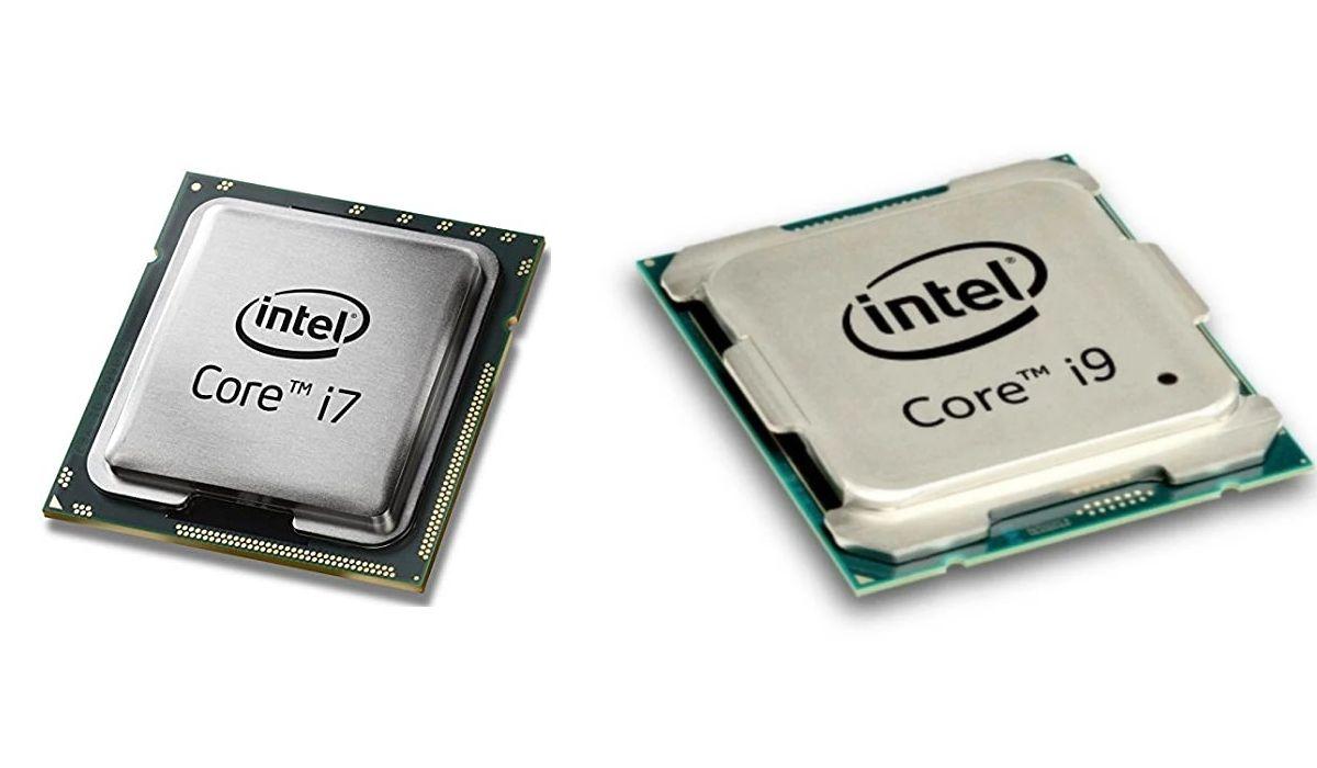 Core i7 vs Core i9 gaming