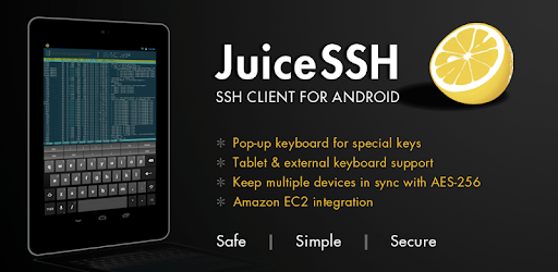 apps SSH Android control remoto y acceso