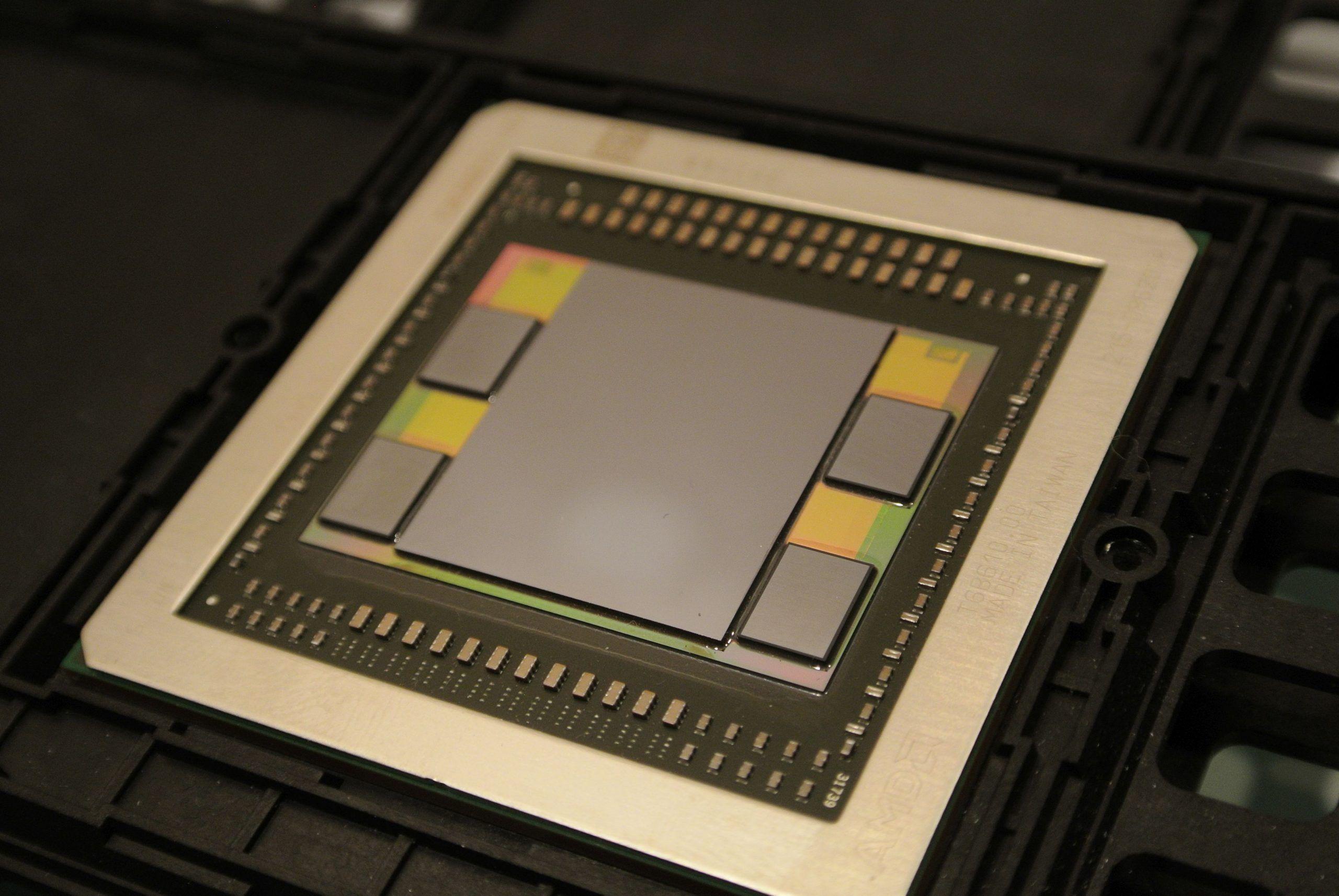 AMD GPU Fuji, memoria HBM