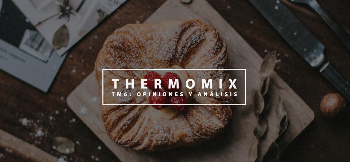 Thermomix TM6: Opiniones y análisis