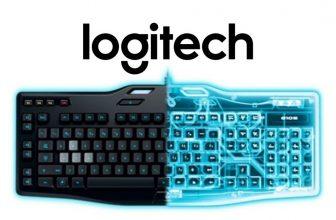 teclados Logitech