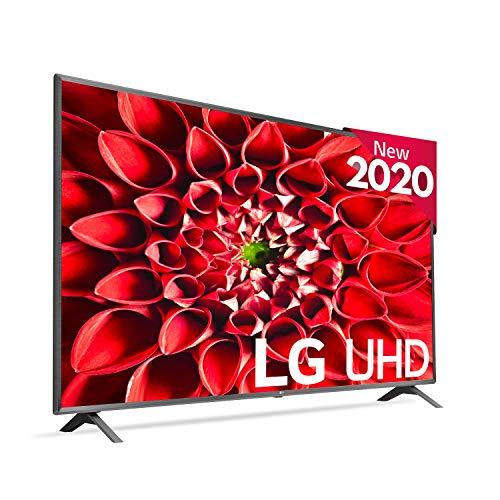 """LG 75UN85006LA - Smart TV 4K UHD 189 cm (75"""") con Inteligencia Artificial, Procesador Inteligente α7 Gen3, Deep Learning, 100% HDR, Dolby Vision/ATMOS"""