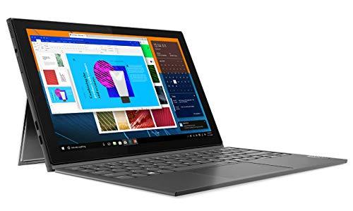 "Lenovo IdeaPad Duet 3 - Portátil 2 en 1 de 13.3"" WUXGA (Intel Celeron N4020, 4GB RAM, 64GB eMMC, Intel UHD Graphics 600, Windows 10 Home en Modo S), Gris - Teclado QWERTY Español"