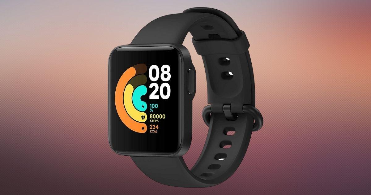 smartwatch por menos de 50 euros Xiaomi