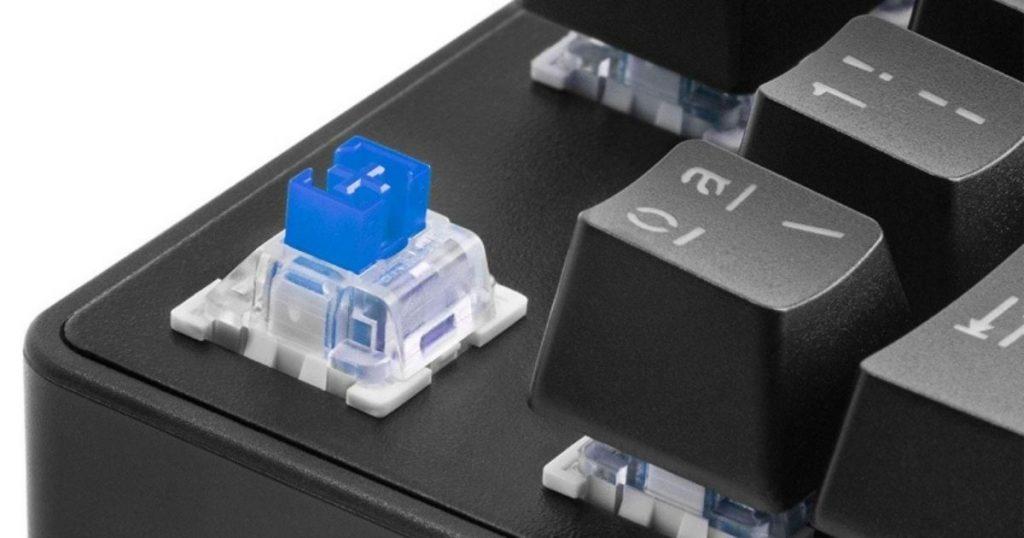 teclados mecánicos
