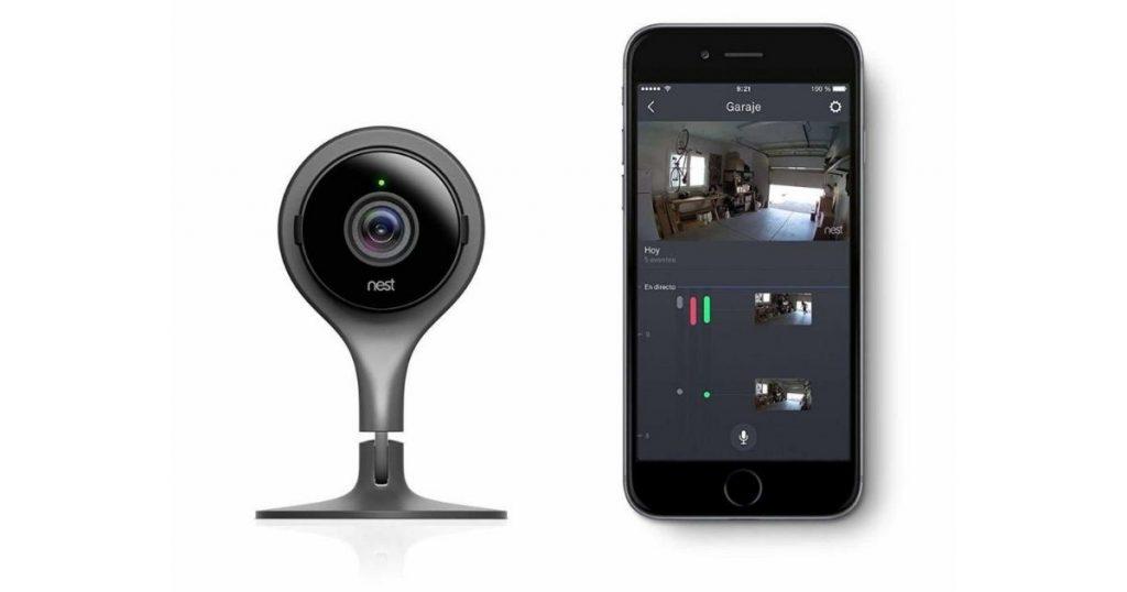cámaras de vigilancia para interior