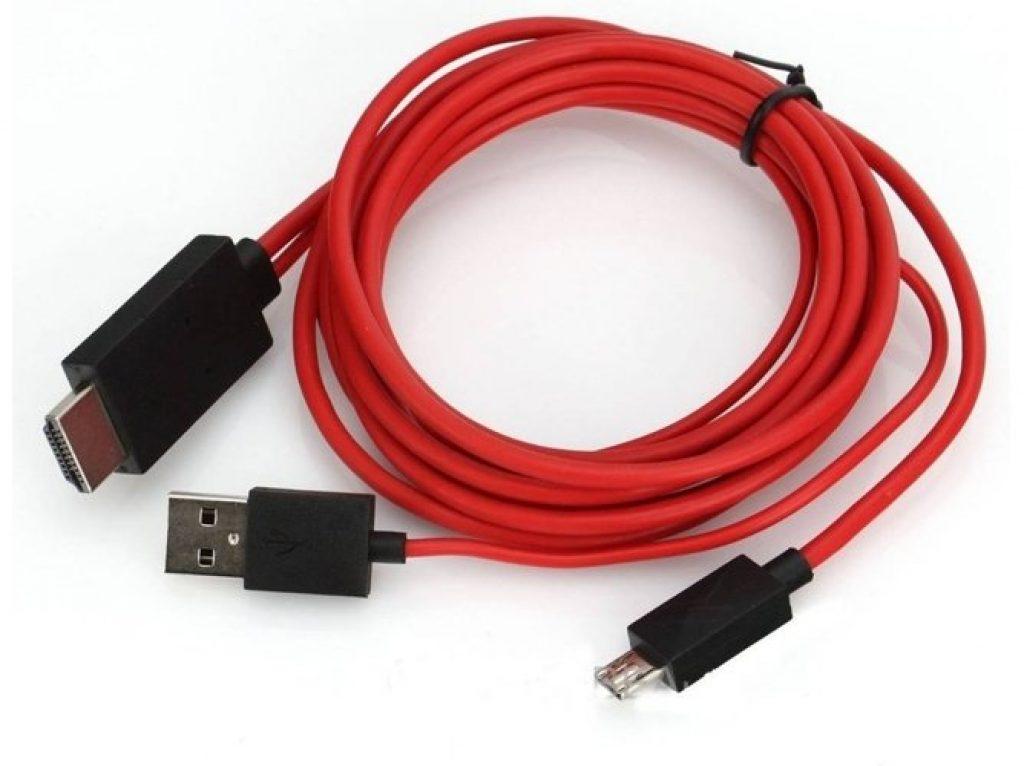usb hdmi cables