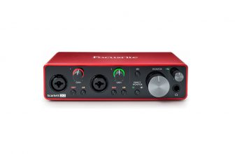 interfaz de audio USB