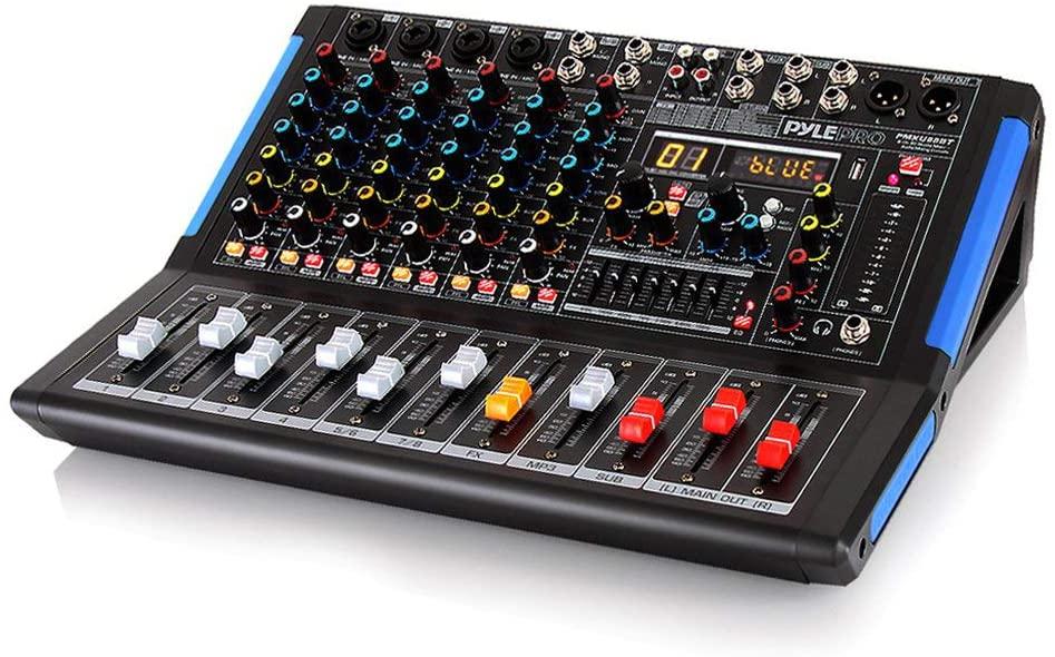 mezclador, mixer
